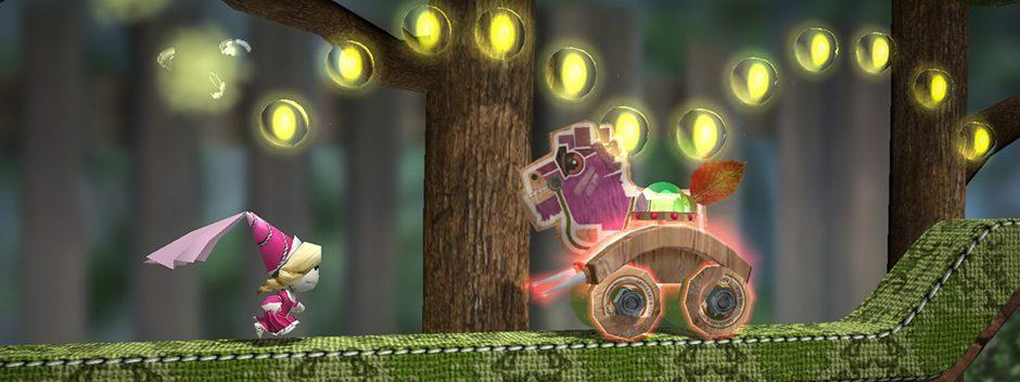 Run Sackboy! Run! da questa settimana su PS Vita