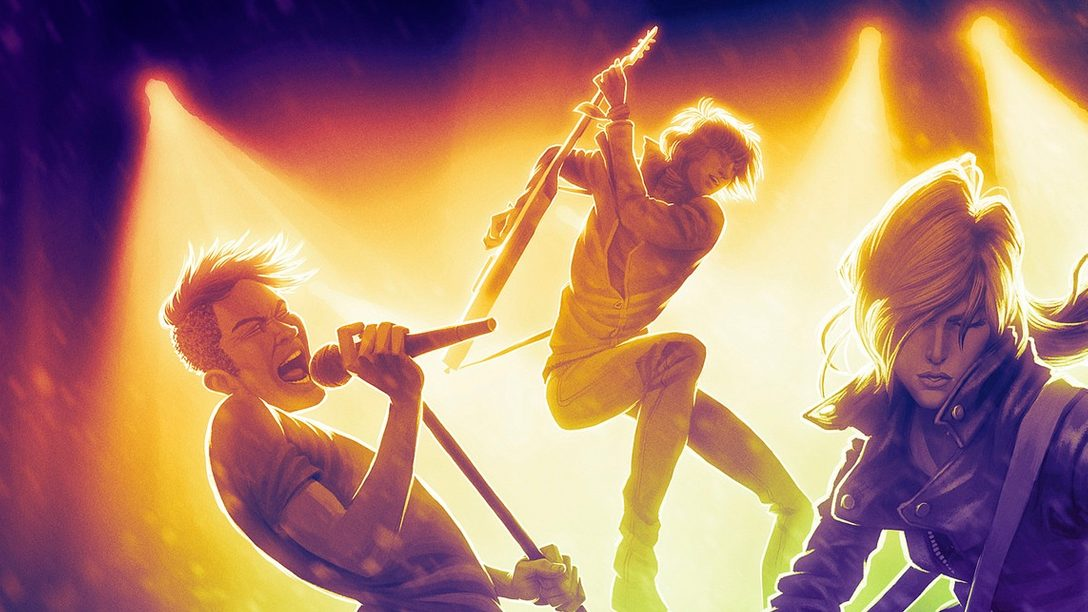 Rock Band 4 arriva quest'anno su PlayStation 4!