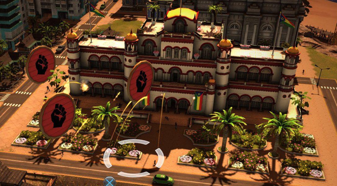 Viva El Presidente! Tropico 5 arriva il 24 aprile su PS4!