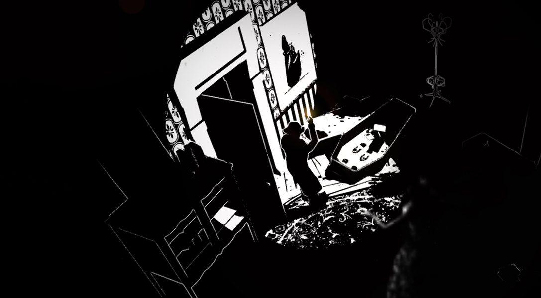 Il singolare survival horror White Night arriva su PS4 questa settimana