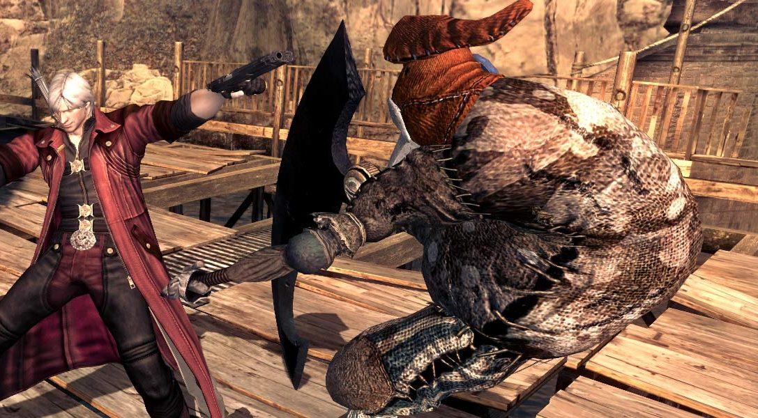 Il nuovo trailer di Devil May Cry 4 Special Edition mostra le nuove caratteristiche di gioco