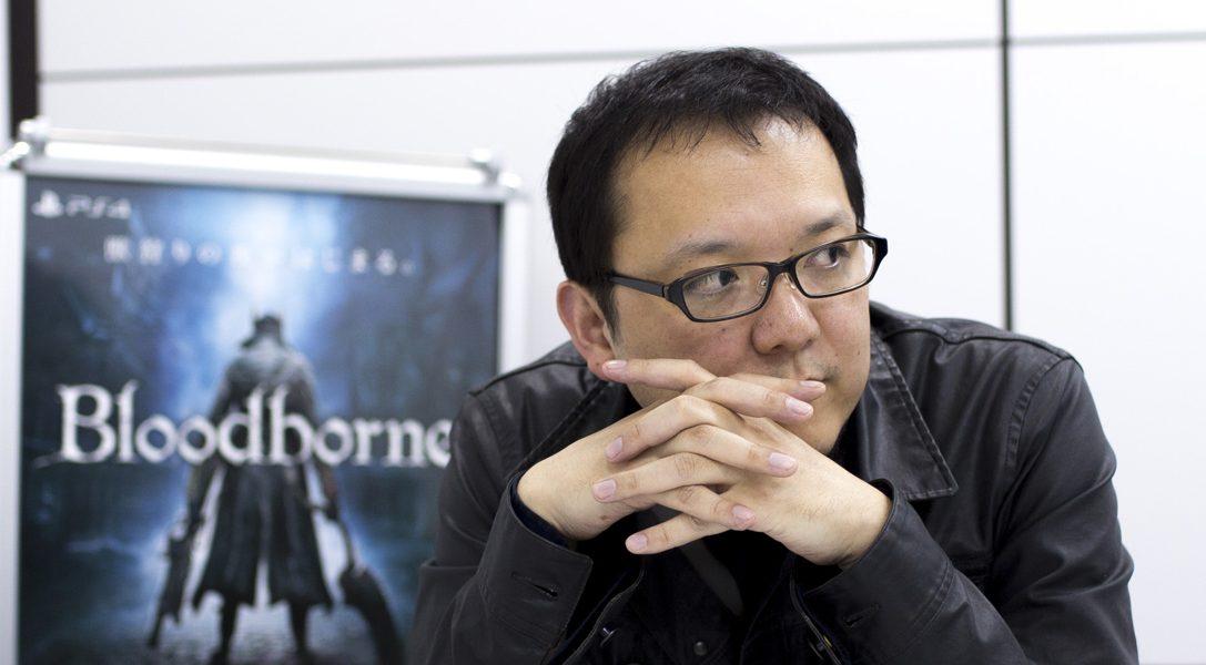 Botta e risposta con Hidetaka Miyazaki, il creatore di Bloodborne