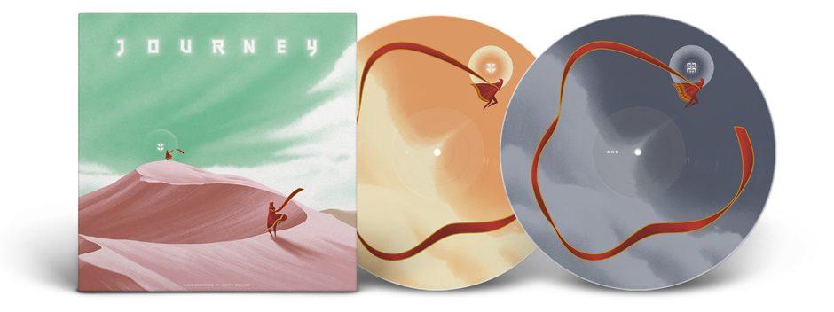 La colonna sonora di Journey in edizione limitata su vinile