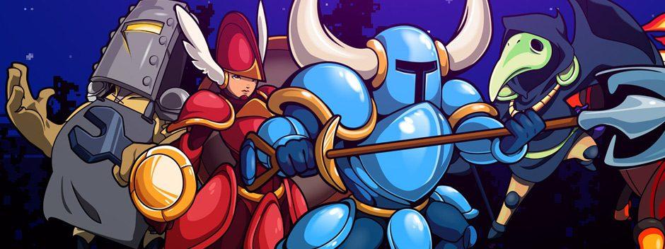 Aggiornamento PlayStation Store: Shovel Knight, Assassin's Creed Chronicles e altro