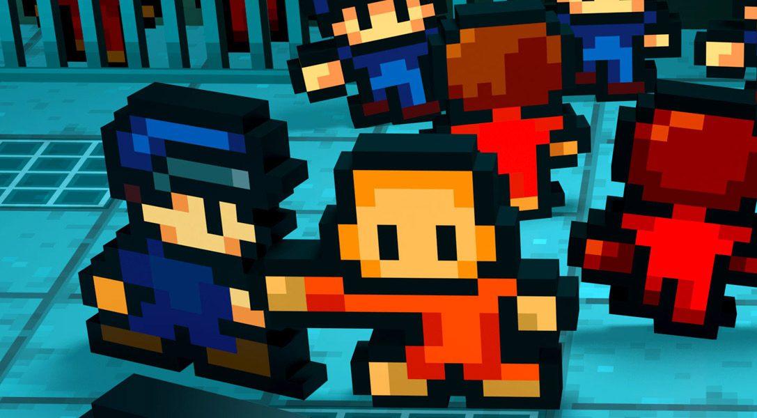 Il gioco di evasione carceraria The Escapists arriverà su PS4 il 29 maggio