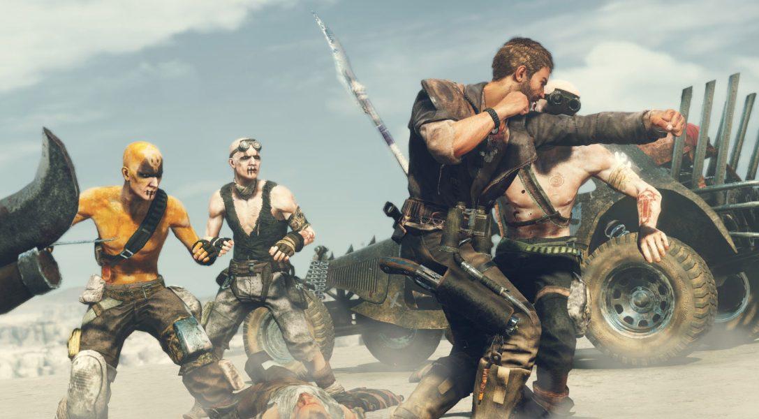 Un nuovo trailer svela gameplay e profondità di Mad Max per PS4