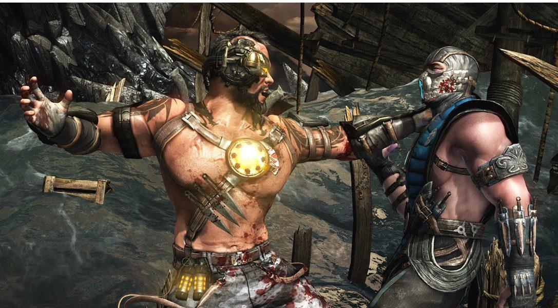 Aggiornamento PlayStation Store: Mortal Kombat X, Titan Souls e altro
