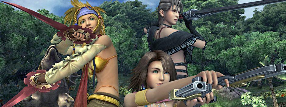 Final Fantasy X/X-2 HD Remastered arriva su PS4 questa settimana