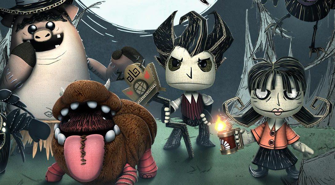 Velocity 2X, Octodad, Thomas Was Alone e Don't Starve stanno per invadere LittleBigPlanet 3