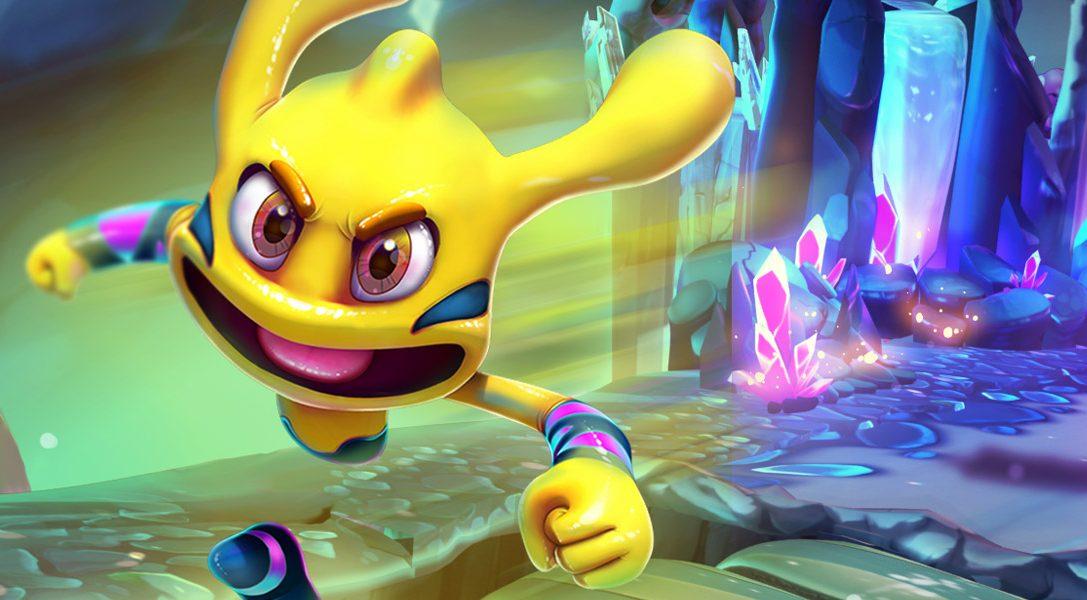 Mettete alla prova i vostri riflessi con Color Guardians, in uscita questa settimana su PS4 e PS Vita
