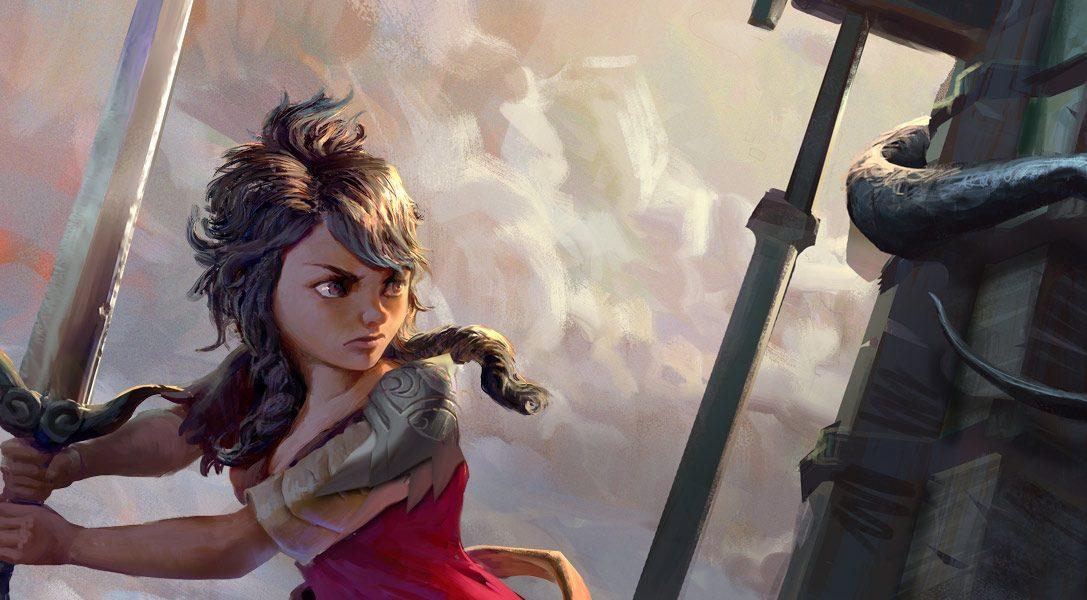 La misteriosa avventura Toren è in arrivo su PS4 la prossima settimana