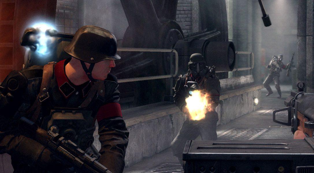 Wolfenstein: The Old Blood arriva oggi su PS4