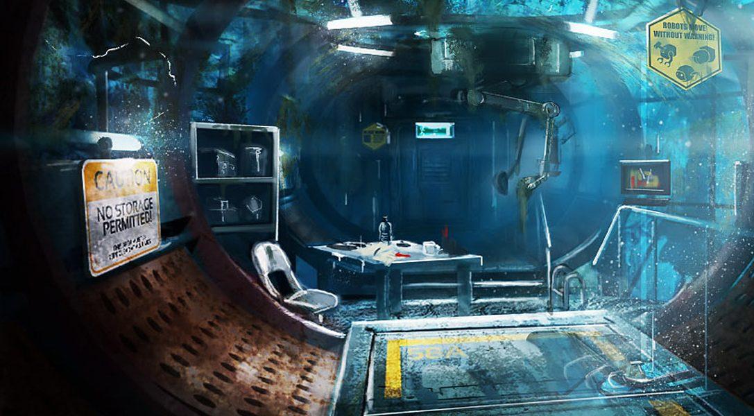Guardate 10 minuti di SOMA, survival horror per PS4