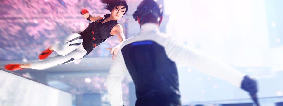 Mirror's Edge Catalyst arriva su PS4 a febbraio del prossimo anno