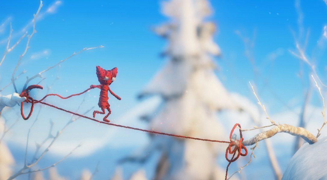 Vi presentiamo Unravel, in arrivo su PS4