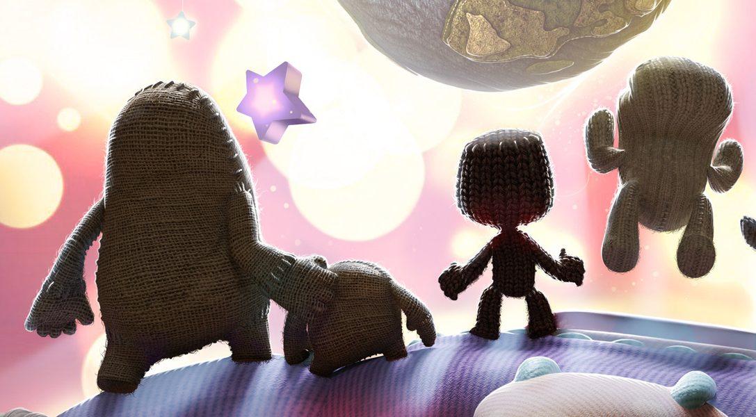 """L'espansione """"LittleBigPlanet 3: Il viaggio verso casa"""" disponibile a luglio"""