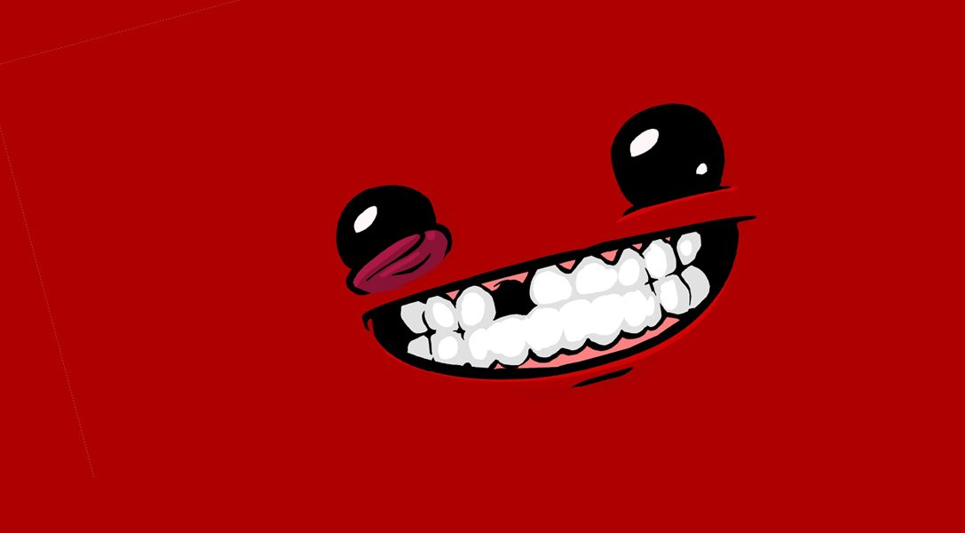 Super Meat Boy sta arrivando su PS4, PS Vita – e PS Plus
