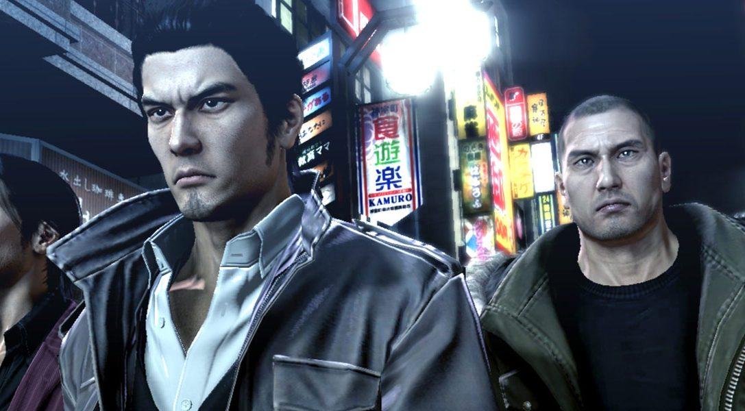 Un nuovo video mostra i retroscena di Yakuza 5