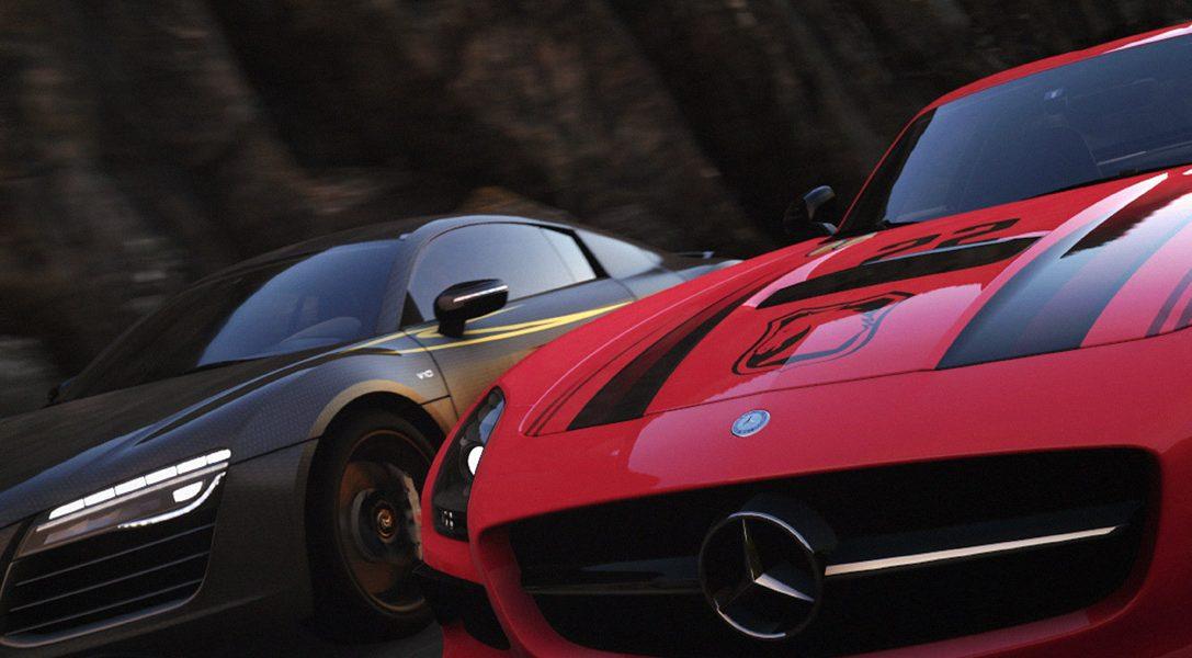 Driveclub PlayStation Plus Edition arriva domani