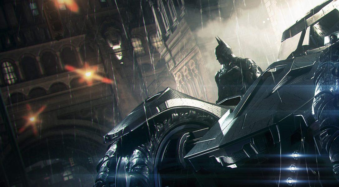 Aggiornamento PlayStation Store: Batman: Arkham Knight, Final Fantasy XIV: Heavensward e altro