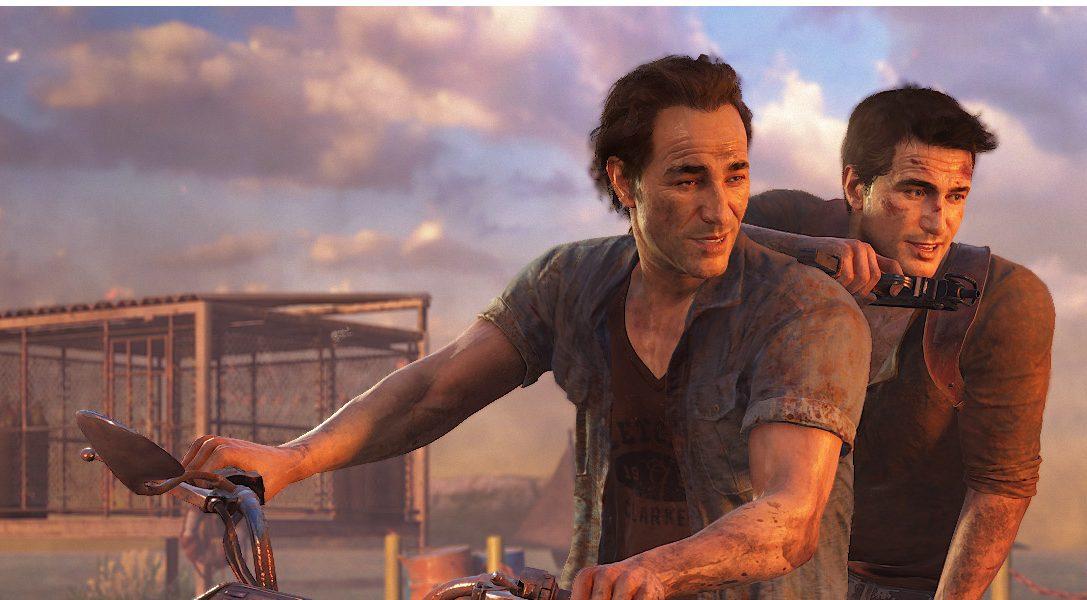 Dietro le quinte dell'incredibile demo E3 di Uncharted 4
