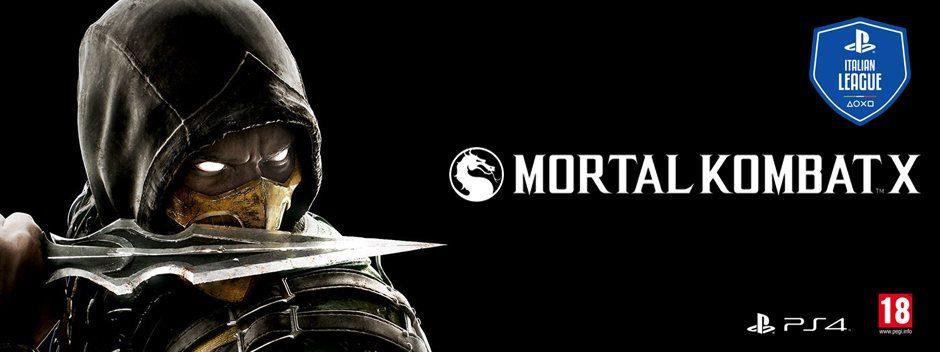 Sfida i migliori combattenti nella Mortal Kombat Summer Challenge