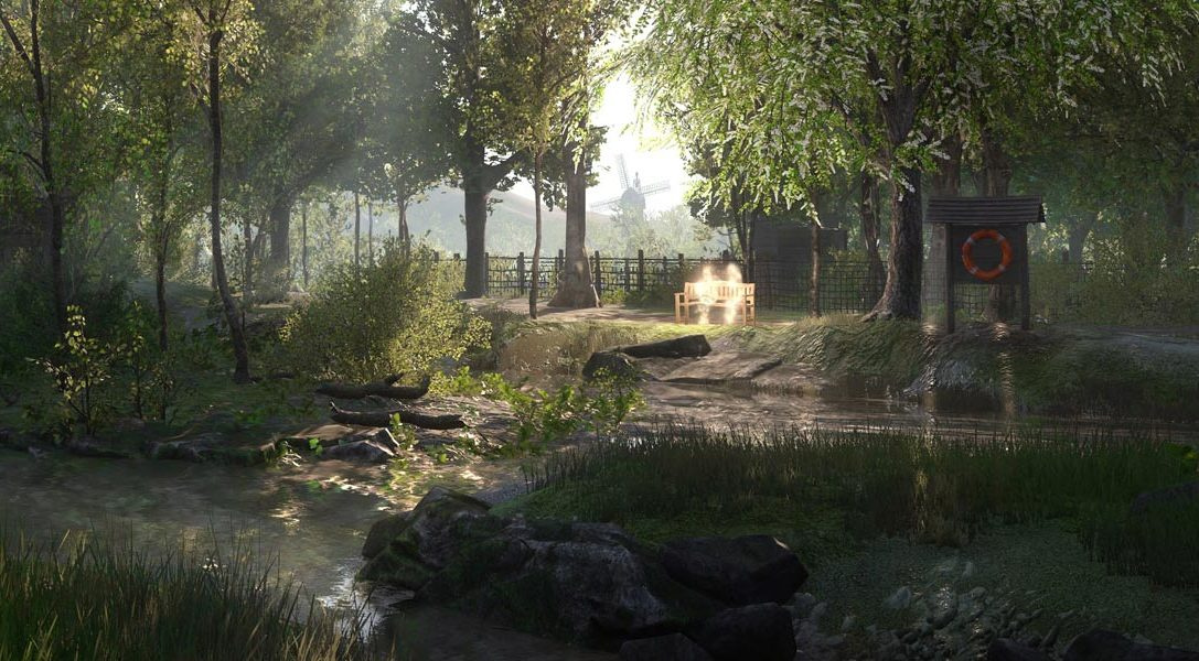 Nuovo video dietro le quinte di Everybody's Gone to the Rapture