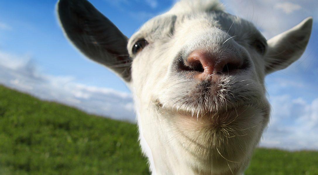 Goat Simulator arriva su PS3 e PS4 il mese prossimo