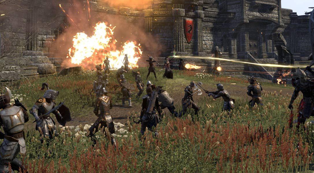 Classifiche del PlayStation Store di giugno: Batman Arkham Knight e The Elder Scrolls Online debuttano in classifica