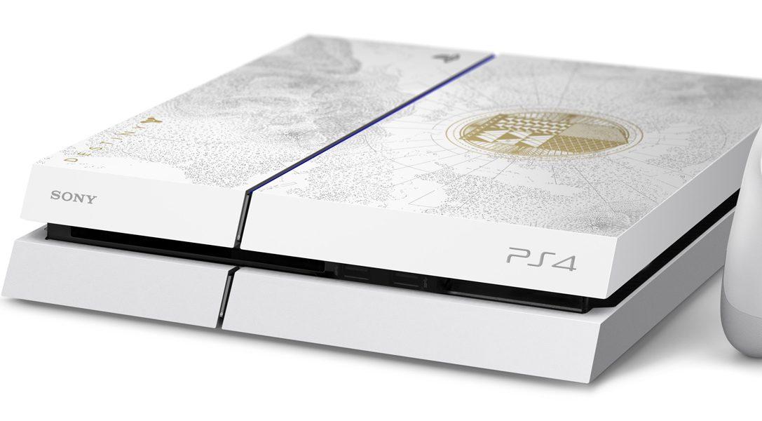 La PS4 di Destiny: Il Re dei corrotti arriva in Italia