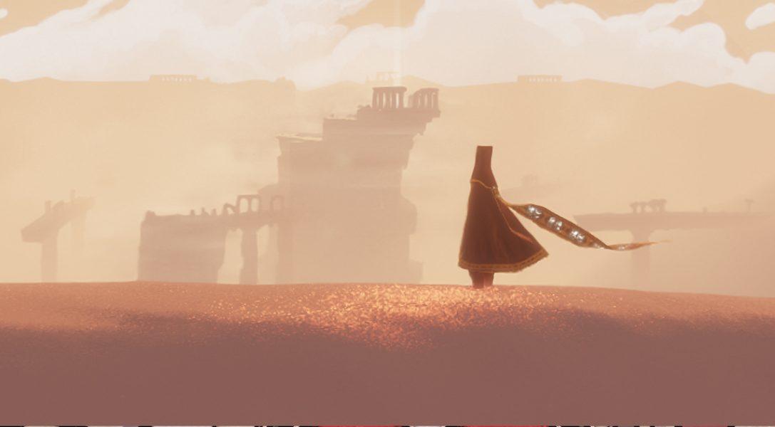 Il 21 luglio arriva Journey per PlayStation4