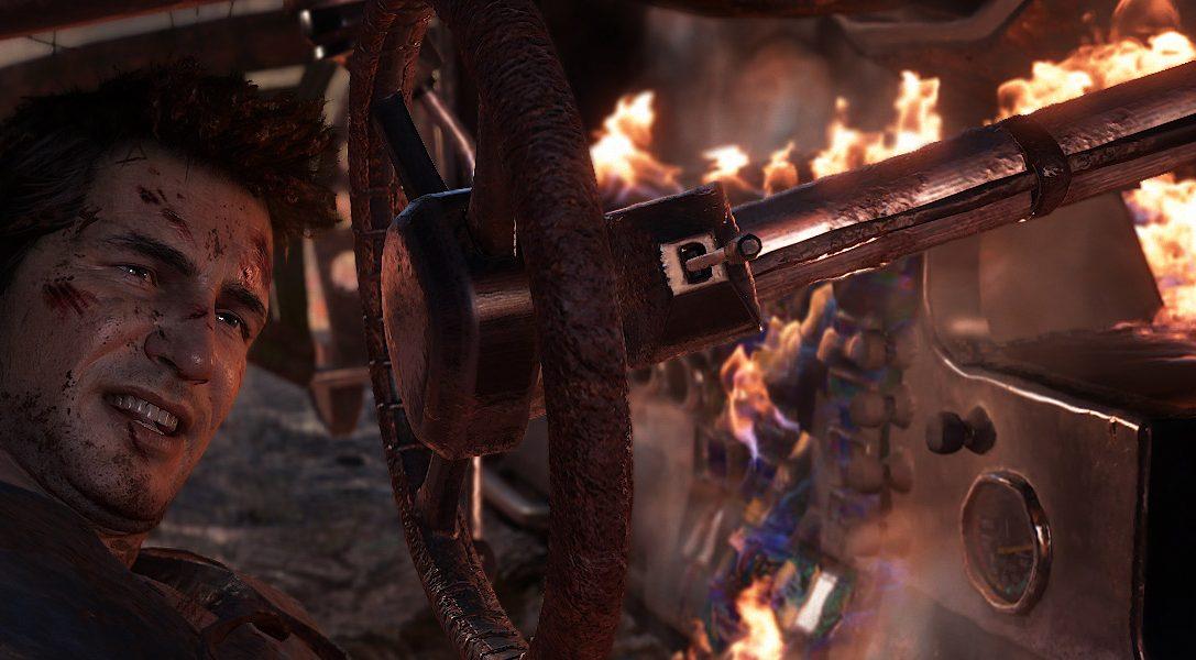 Guardate tutti i 16 minuti dell'incredibile demo E3 di Uncharted 4: Fine di un ladro