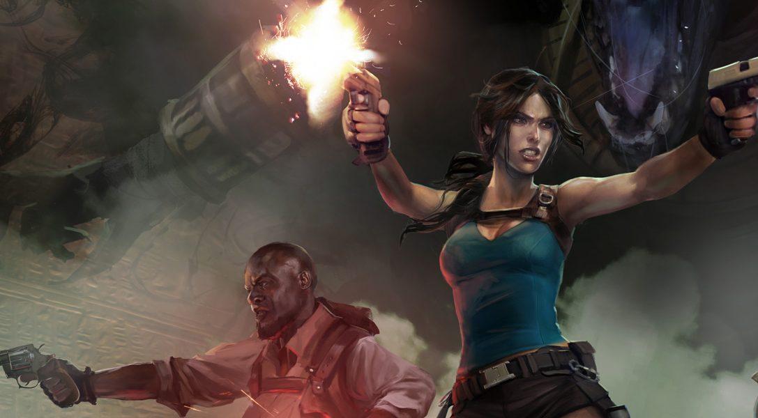 PlayStation Plus ad agosto: Lara Croft, God of War, Stealth Inc 2 e tanto altro ancora