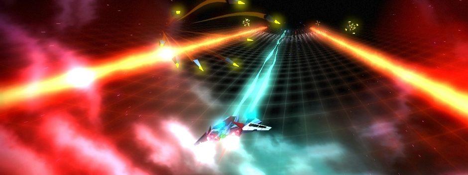 Lo sparatutto spaziale Hyper Void, compatibile con Morpheus, arriverà su PS4 il mese prossimo