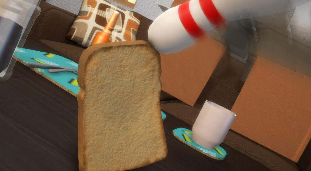 I Am Bread arriva oggi su PS4