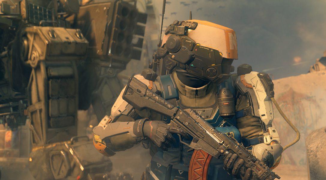 La Beta di Call of Duty Black Ops III è live