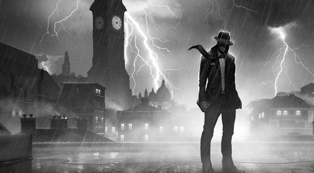 Calvino Noir, un'avventura ricca di furtività e d'atmosfera, è in arrivo su PS4 il 26 agosto