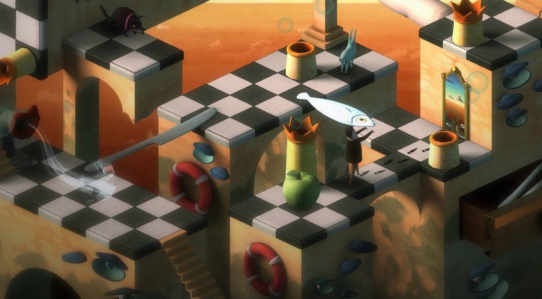 Back to Bed, il surreale gioco di rompicapi sul sonnambulismo, è in arrivo su PS4, PS3 e PS Vita