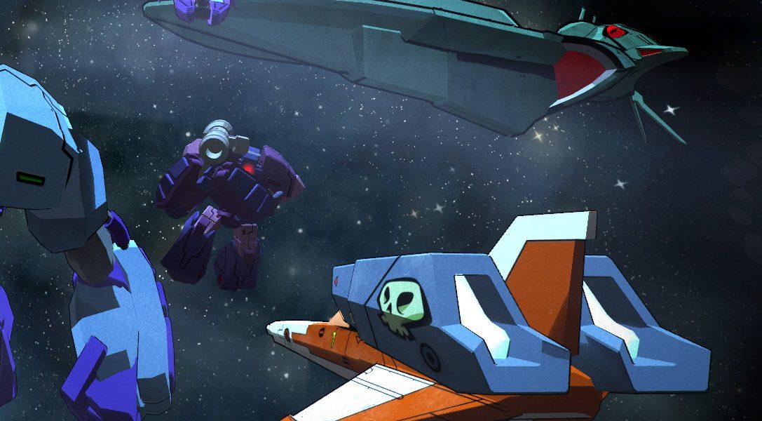 Le novità del PlayStation Store: Submerged, AeternoBlade e Galak-Z