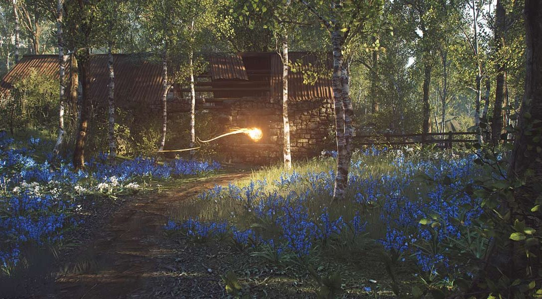 Il tema dinamico di Everybody's Gone to the Rapture per PS4