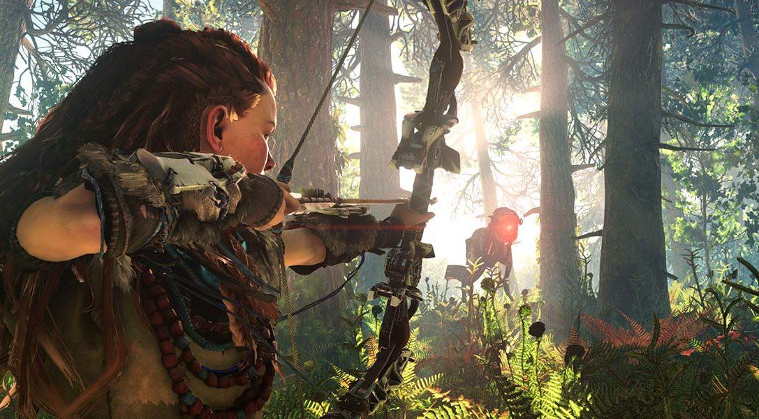 Guarda il filmato a 1080p di Horizon Zero Dawn presentato all'E3