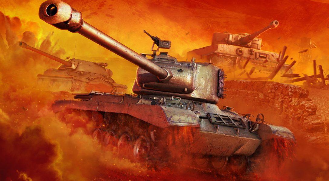 World of Tanks è in arrivo su PlayStation 4
