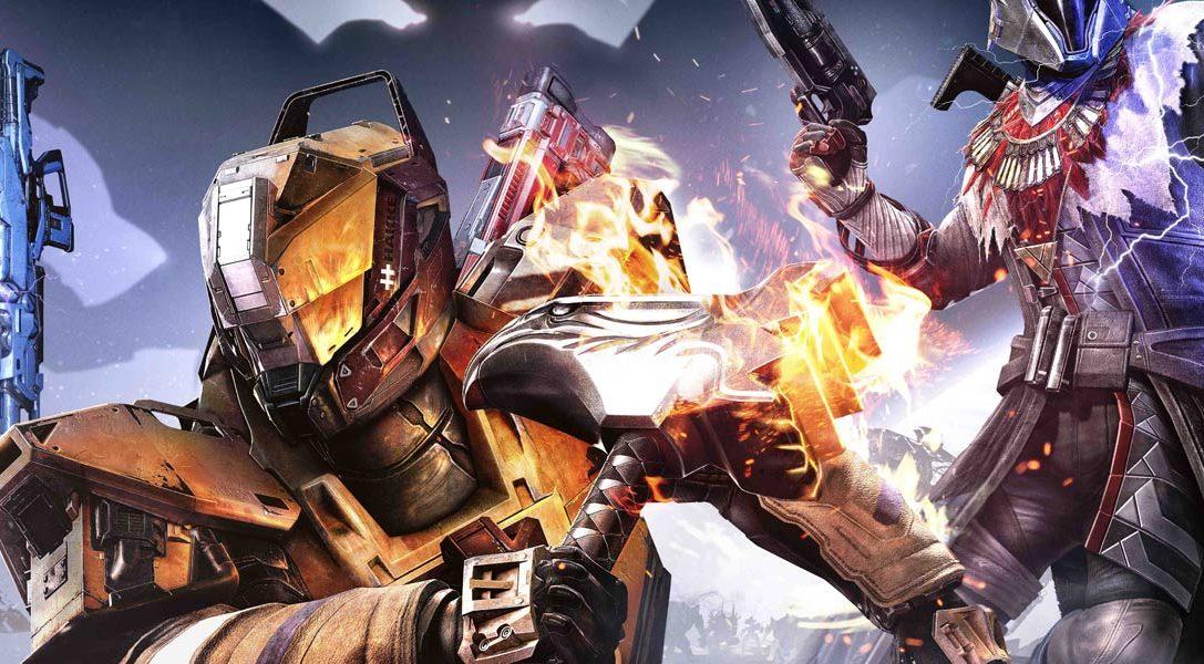 Destiny: Il Re dei Corrotti esce oggi per PS4 e PS3