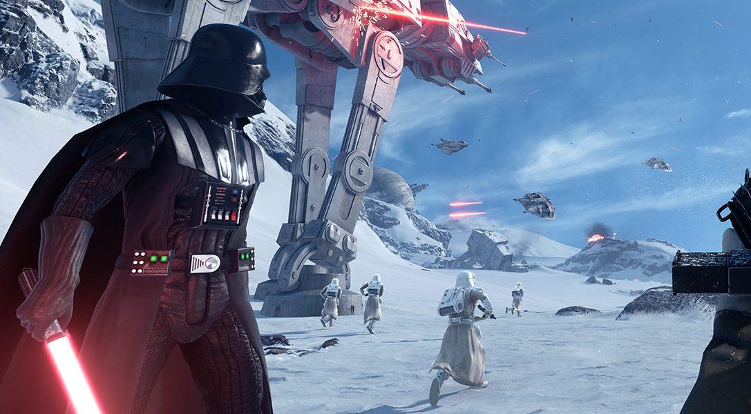 La beta di Star Wars Battlefront arriverà su PS4 all'inizio di ottobre