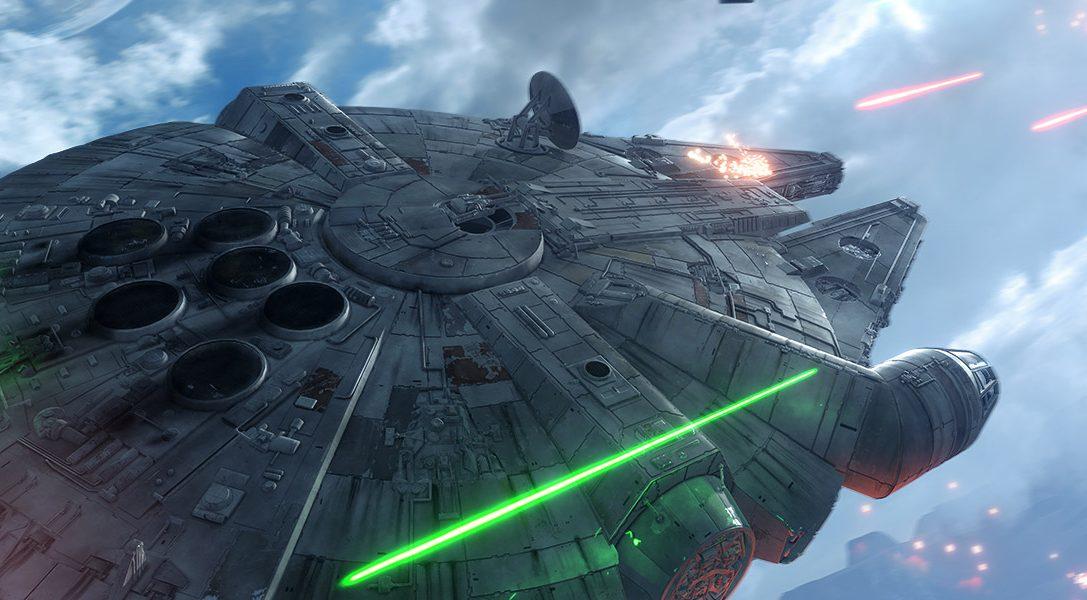 La beta di Star Wars Battlefront inizierà l'8 ottobre su PS4