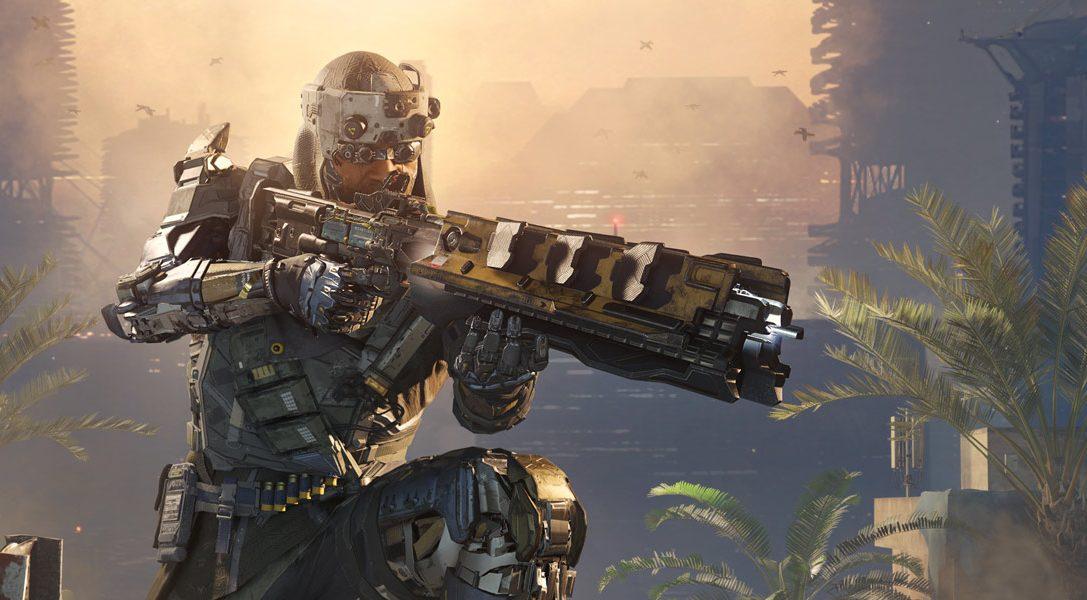 Ti presentiamo PS4 Call of Duty: Black Ops III in edizione limitata da 1TB