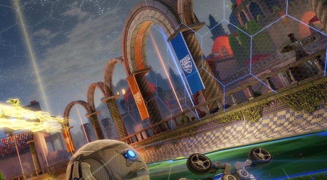 Il DLC Revenge of the Battle-Cars di Rocket League sta per arrivare!