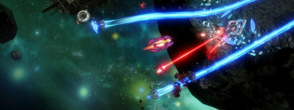 Lo sparatutto multigiocatore spaziale Dead Star annunciato per PS4