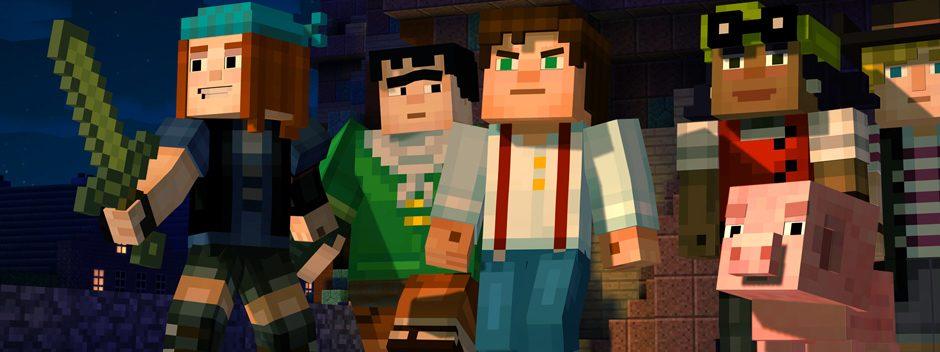 Questa settimana su PlayStation Store: The Talos Principle, Minecraft: Story Mode, e tanti altri giochi