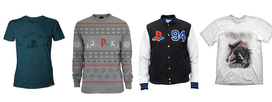 Lo store PlayStation Gear conquista tutta l'Europa